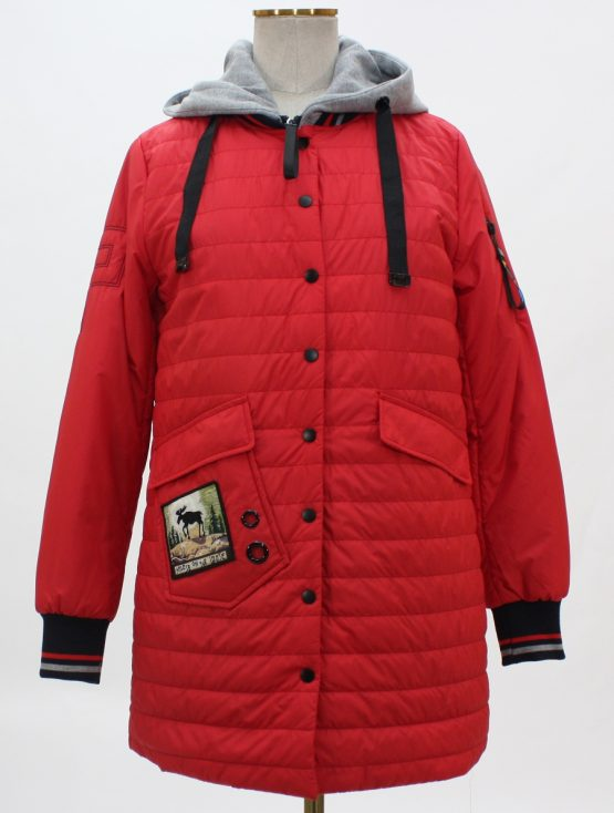 Пальто Kiko 306-18 ( PUROS PORO )