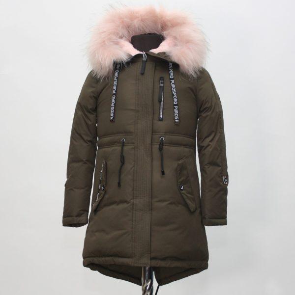 Пальто Kiko 815-17 ( puros poro)