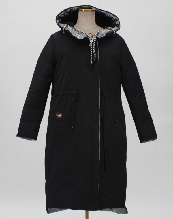 Пальто Kiko 868-18 (двустороннее)