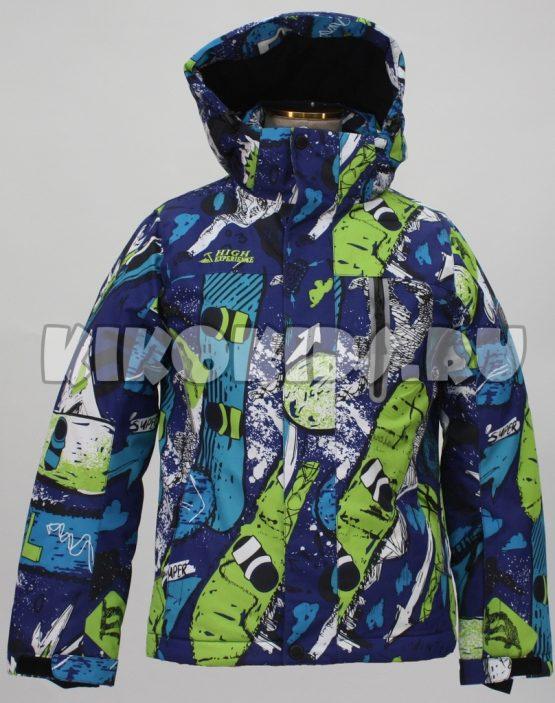 Куртка HIGH EXPERIENCE 859-1